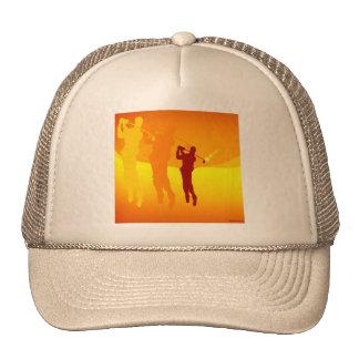 Golf Fantasy Trucker Hat