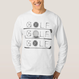 Golf Father's Day T Shirt
