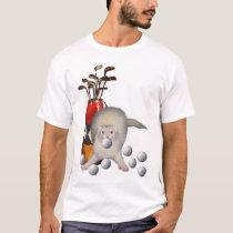 Golf Ferret T-Shirt
