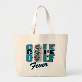 Golf Fever Tote Bags