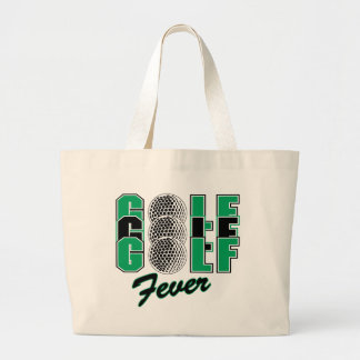 Golf Fever Tote Bag