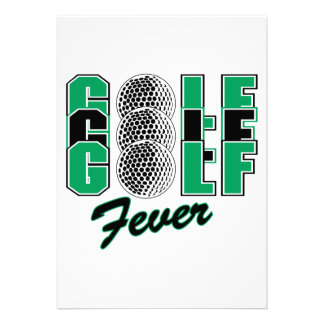 golf fever announcement