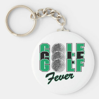 Golf Fever Key Chains