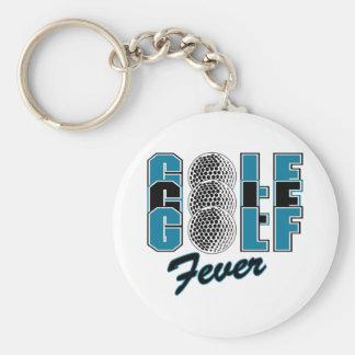 Golf Fever Key Chains