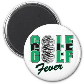 Golf Fever Refrigerator Magnets