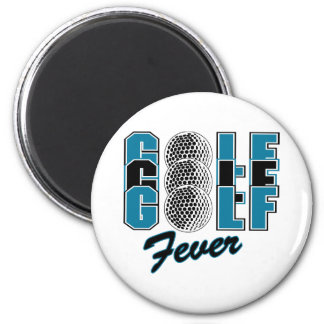 Golf Fever Magnets