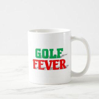 Golf Fever Coffee Mug