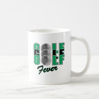 golf fever mugs
