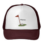 Golf Flag Hats