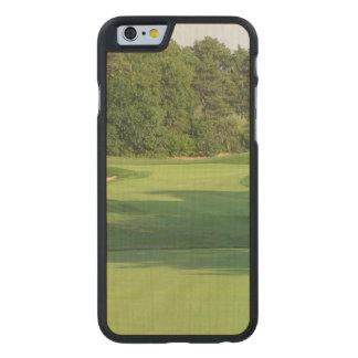 Golf Funda De iPhone 6 Carved® De Arce