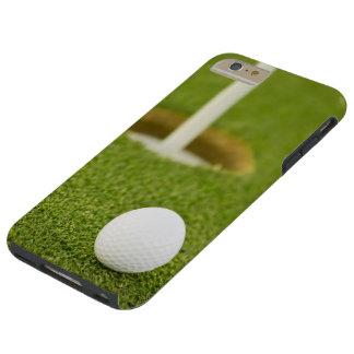 Golf Funda Para iPhone 6 Plus Tough