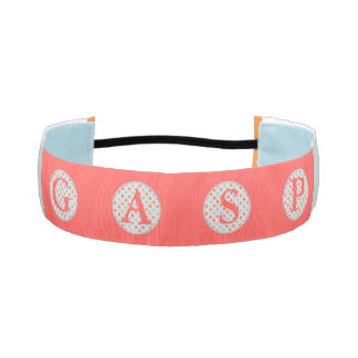 Golf G.A.S.P. for Her Athletic Headband