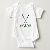 GOLF - Game for Life Baby Bodysuit