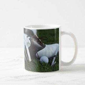 golf gear coffee mug