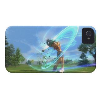 Golf Girl iPhone 4 Cover