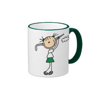 Golf Girl Mug