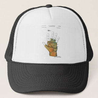 GOLF GLOVE PATENT 1953 - Truckers Hat