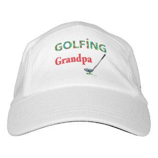GOLF - GOLFING GRANDPA, Cool Adjustable Golf Hat