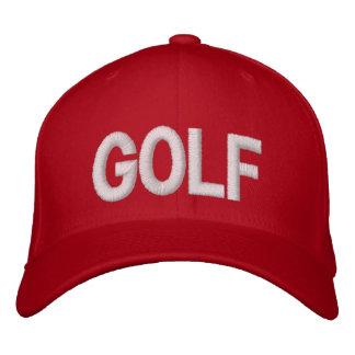 Golf Gorro Bordado