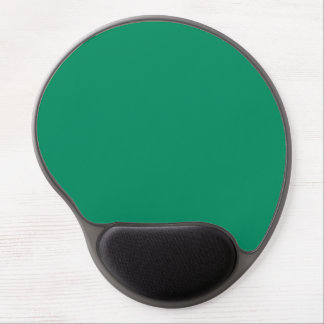 Golf Green Personalized Trend Color Background Gel Mouse Mat