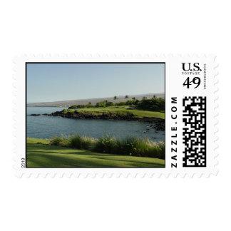 Golf hawaiano franqueo