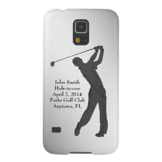 Golf Hole-in-one Commemoration Customizable Galaxy S5 Covers