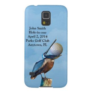 Golf Hole-in-one Commemoration Customizable Cases For Galaxy S5