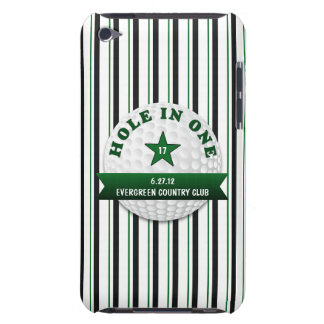Golf Hole in One Personalized Barely There iPod Covers