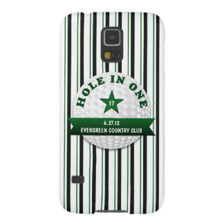 Golf Hole in One Personalized Case For Galaxy S5