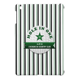 Golf Hole in One Personalized iPad Mini Cover