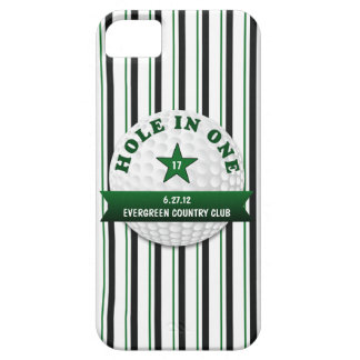Golf Hole in One Personalized iPhone SE/5/5s Case