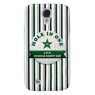 Golf Hole in One Personalized Samsung Galaxy S4 Case