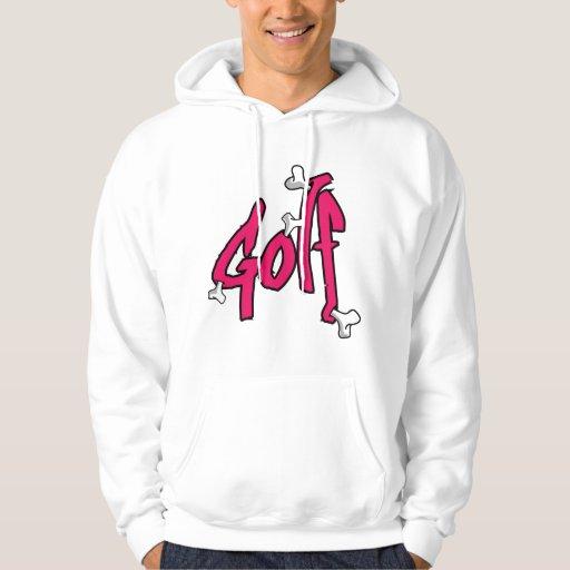 golf hood pullover