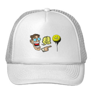 Golf I'd hit that Trucker Hat