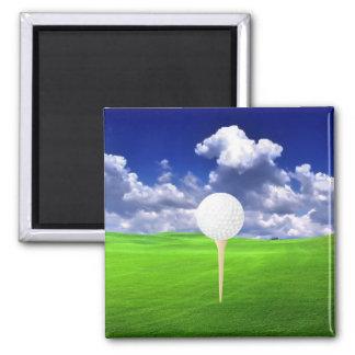 Golf Imán De Frigorífico