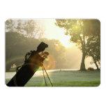 Golf Invitación 12,7 X 17,8 Cm