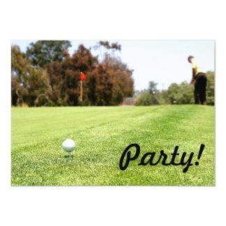 Golf Announcements