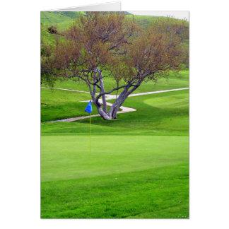 Golf Invitation