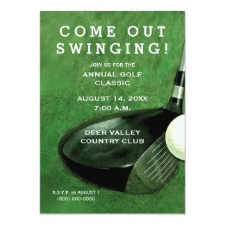 golf invitational invitation