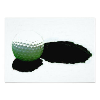 Golf Invitations Announcements