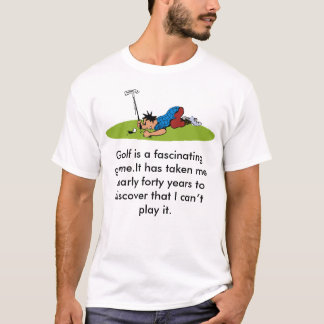 Golf is a fascinating T-Shirt