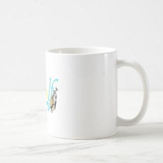 Golf is my Bag Coffee Mug