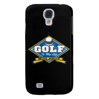 Golf is my Life Galaxy S4 Cover