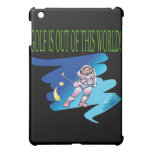 Golf Is Out Of This World iPad Mini Cover