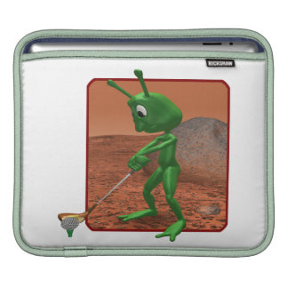 Golf Is Out Of This World Sleeves For iPads