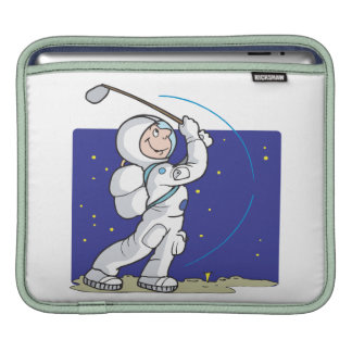Golf Is Out Of This World iPad Sleeve