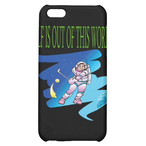 Golf Is Out Of This World iPhone 5C Covers