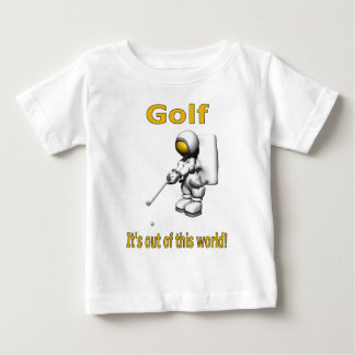 Golf...its out of this world t-shirt