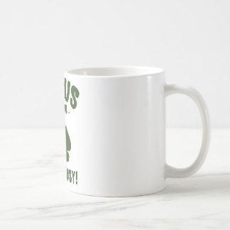 Golf - Jesus Is Coming...Look Busy Coffee Mug