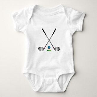 GOLF - juego para la vida Body Para Bebé
